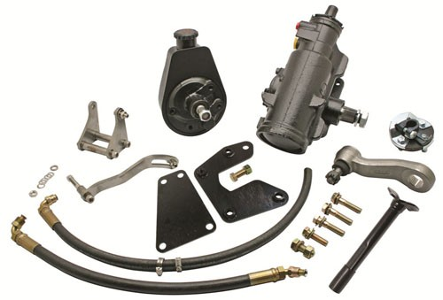 1966 Chevy Truck Power Steering Conversion >> 1963 - 1966 Chevy Truck Power Steering Conversion Kit - Complete - Chevrolet Parts Truck Parts ...