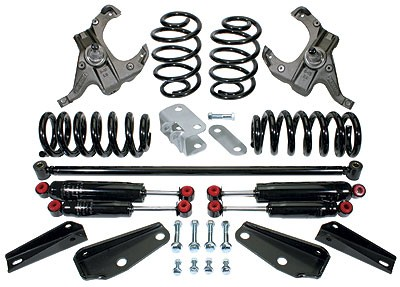 1971 – 1972 Chevy Truck 3/5 Suspension Drop Kit – CPP