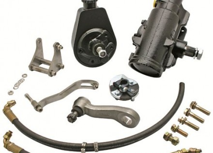 1967 – 1972 Chevy Truck Power Steering Conversion Kit – Complete