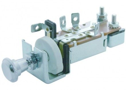 47 – 55 Chevrolet / GMC Truck OEM Style Headlight Switch – 12 Volt