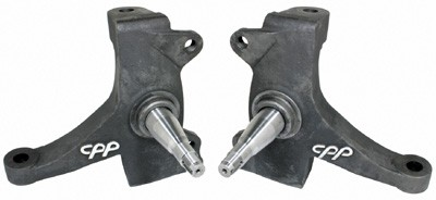 1971 – 1972 Chevy Truck 2″ CPP Modlular Drop Spindles – Pair