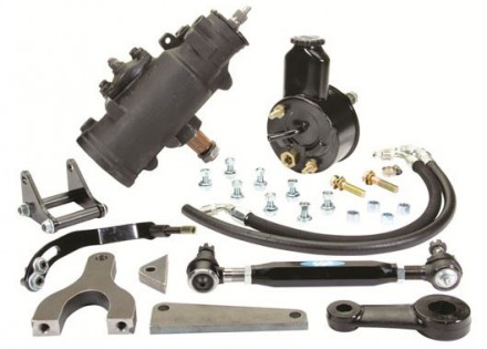 1947 – 1959 Chevy / GMC Truck Component Power Steering Kit