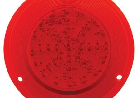 58 – 59 Chevy / GMC LED Tail Light Lens – Red – Fleetside