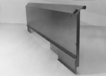 53-56 F100 SHORT Bed Side – Left