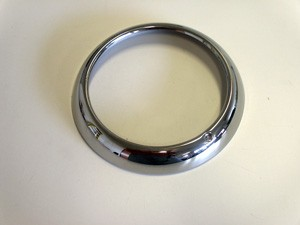 48-55 Ford Truck Headlight Bezel – Polished Stainless Steel