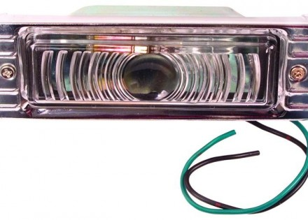 1947 – 1953 Chevy Truck Parking Light Assembly – 12 Volt – Clear Lens