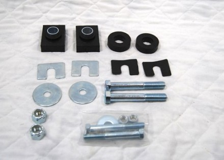 55 – 59 Chevy / GMC Truck Cab Mounting Kit