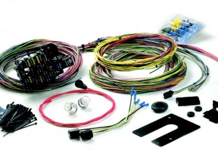 Painless Performance 18 Circuit Wiring Harness For Trucks – For GM Keyed Steering Column