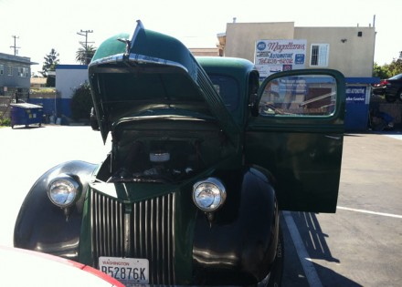 1940 Ford 3/4 Ton Flatbed