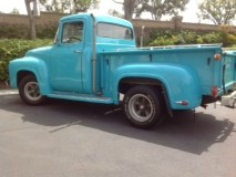 1956 Ford F100 Custom Cab