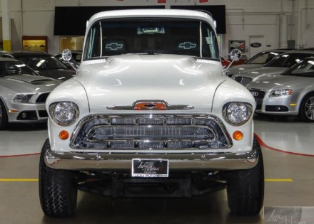 1957 Chevy Apache pick up