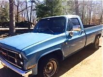 1983 Gmc High Sierra 1500 Gmc Trucks For Sale Old
