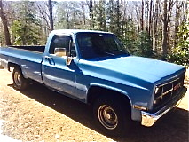 1983 GMC High Sierra 1500
