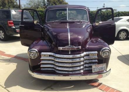 1947 Chevy Chevrolet Short Bed Pickup Truck