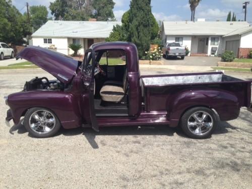 1947 Chevy Chevrolet Short Bed Pickup Truck Chevrolet