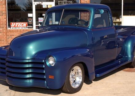 1947 Chevy Truck-Custom Streetrod