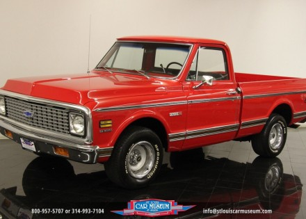 1972 Chevy C-10 Shortbed