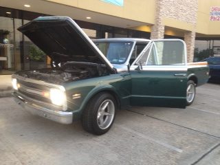 1970 Chevy Chevrolet