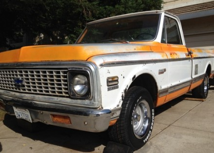 1972 Chevy Cheyenne Super