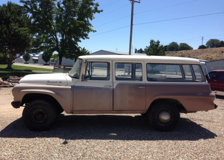 1962 Other International Harvester Travelall