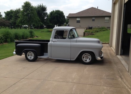 1955 Chevy 1/2 ton short box