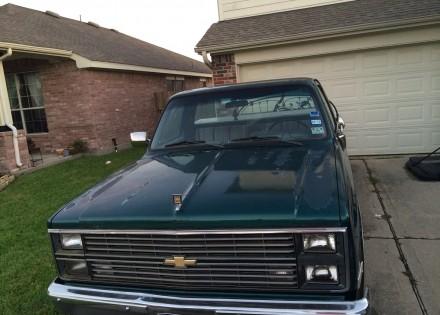 1984 Chevy Silverado / C-10