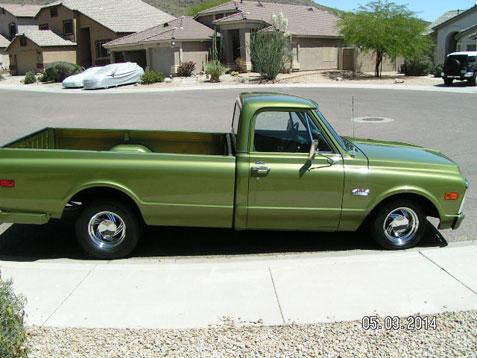 1969 Gmc 1500 Custom Gmc Trucks For Sale Old Trucks