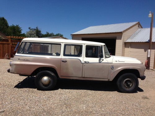 1962 Other International Harvester Travelall Other
