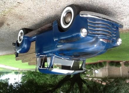 1953 Chevy Chevrolet 3600