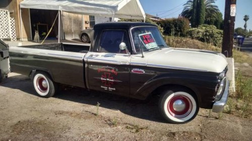 1965 Ford F100 Ford Trucks For Sale Old Trucks