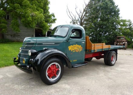 1937 Other International Harvester D30