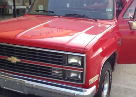 1984 Chevy C/K