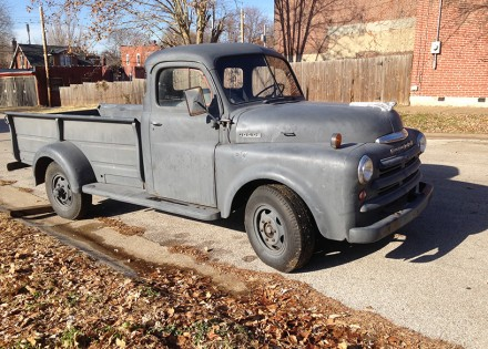 Central Valley Dodge >> 1948 Dodge Ram - Dodge Trucks for Sale | Old Trucks, Antique Trucks & Vintage Trucks For Sale ...