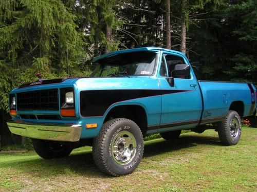 1982 Dodge W250 Ram Dodge Trucks For Sale Old Trucks
