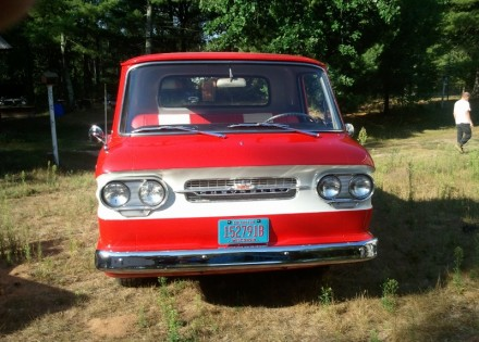 1961 Chevy Chevy/Corvair Model 95 Rampside pickup