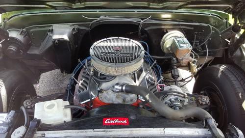 1970 Chevy C10 - Chevrolet