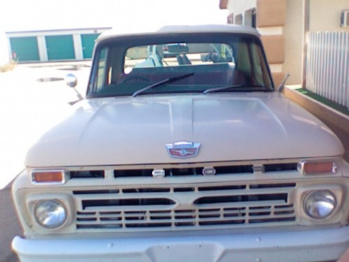 1966 Ford F-100 Twin I beam - Ford Trucks for Sale | Old ...