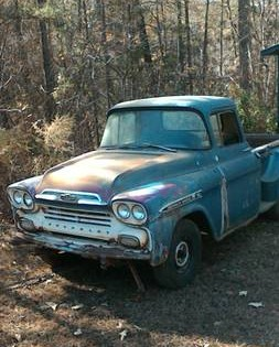 1959 Chevy series 3100