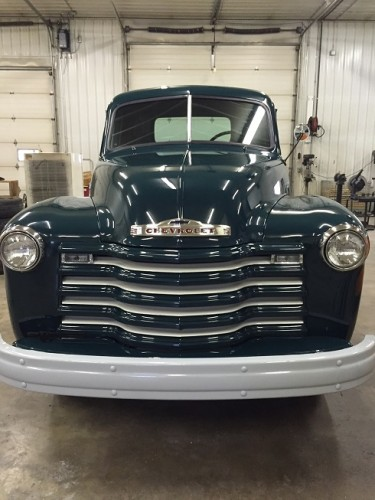 Fuel Truck Wheels >> 1952 Chevy 4100 - Chevrolet - Chevy Trucks for Sale | Old ...