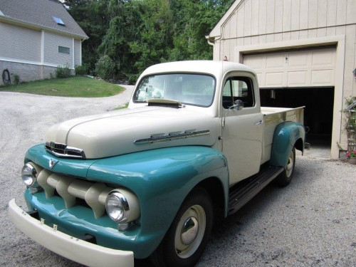 1951 Ford F-3 - Ford Trucks for Sale | Old Trucks, Antique ...