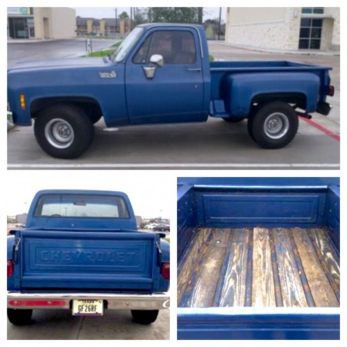1980 Chevy C 10 Chevrolet Chevy Trucks for Sale