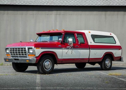 1979 Ford F250 Super Cab