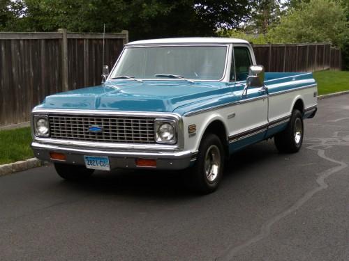 1972 Chevy Cheyenne - Chevrolet - Chevy Trucks for Sale ...