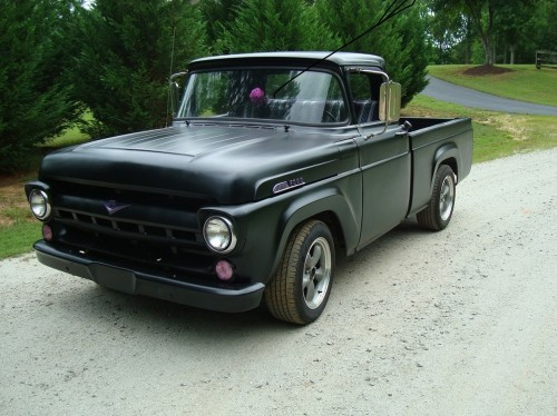 1957 Ford F100 Ford Trucks For Sale Old Trucks