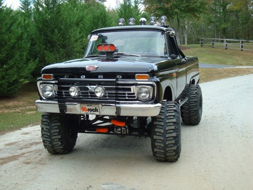 1989 Ford F150 4x4 1965 Ford F100 4X4 - Ford Trucks for Sale | Old Trucks ...