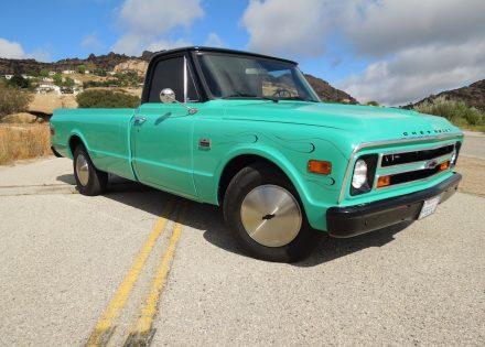 1968 Chevy Chevrolet C20 Longhorn