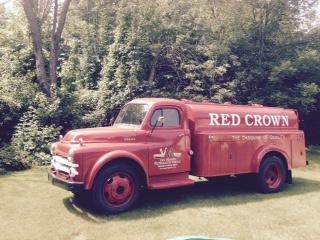 1953 Dodge Tanker