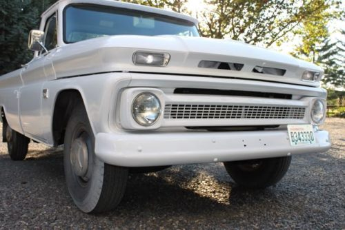 1966 Chevy C20 - Chevrolet - Chevy Trucks for Sale | Old ...