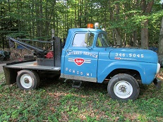 1960 Ford F250 4×4