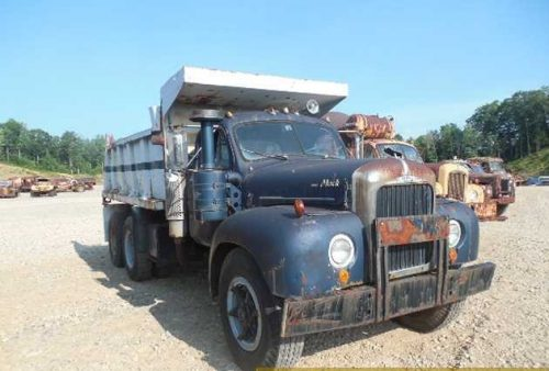 Axle Dump Exhaust >> 1965 Mack B-Model - Other Trucks for Sale | Old Trucks ...